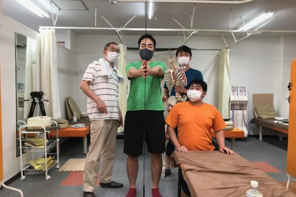 R3年7月16日・施術研修会に参加してきました。